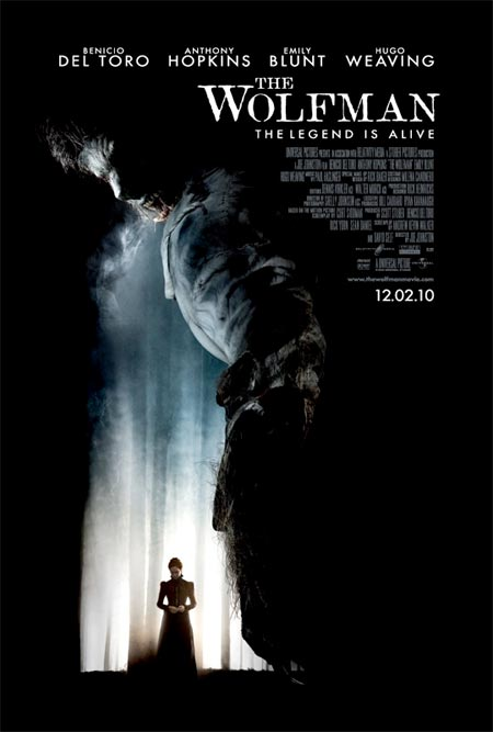 the wolfman movie 2010 review gonin movie blog